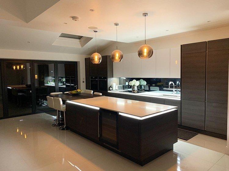 kitchen splashback london